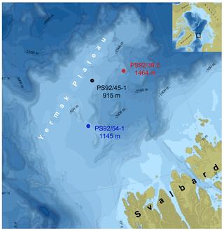 https://www.geochronology.net/1/53/2019/gchron-1-53-2019-f01